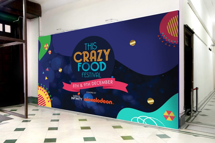 THIS CRAZY FOOD FESTIVAL